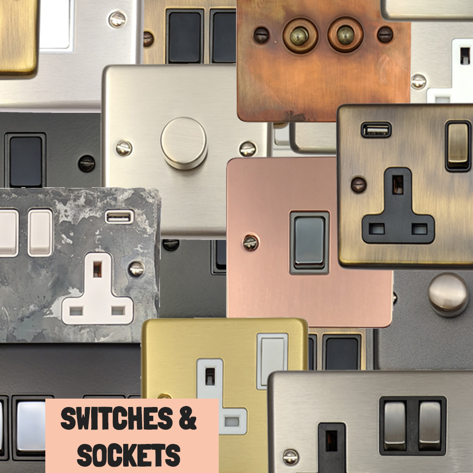 Light switches & plug sockets