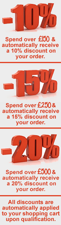Discount on Large Orders